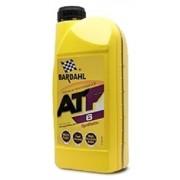 ATF 6 1л. Синтетическое трансмиссионное масло BARDAHL ATF6 для автоматический коробок переключения передач.