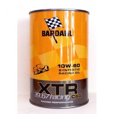 XTR Racing 39.67 10W60 1л. Для агрессивного стиля езды и профессионального гоночного применения, используемое в автомобилях с мощностью двигателя до 1500 лошадиных сил