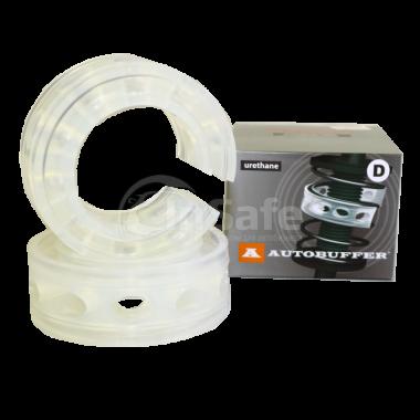 Автобаферы уретановые B (2шт) Уникальный продукт, обеспечивает комфорт и безопасность при вождении, снижает расходы на автомобиль.