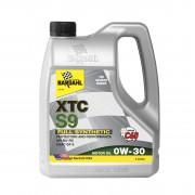 XTC S9 (API SN-RC) SynPulsar-N (API SN/CF)SAE 0W30 4л Премиальное синтетическое моторное масло на основе Ester. Содержит Polar Plus и Fullerene C60.