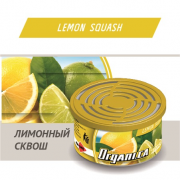Ароматизатор ж/б AIM-ONE Лимонный Сквош. AIM-ONE Organic Cans Lemon Squash (ORGANI.CA) ORG-SQL