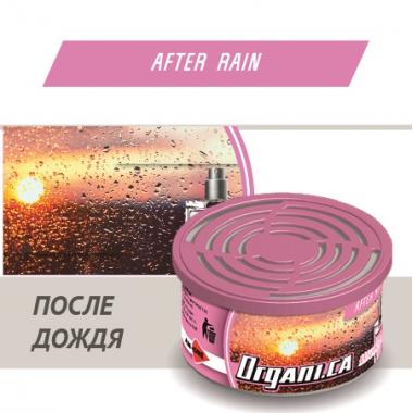 Ароматизатор ж/б AIM-ONE После Дождя. AIM-ONE Organic Cans After Rain (ORGANI.CA) ORG-AFR