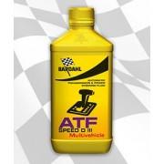 ATF speed D III Multivehicle 1 л. Универсальная жидкость, подходящая для применения в различных типах автоматических трансмиссий и ГУР