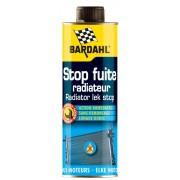 Radiator stop leak 500 мл.Присадка для устранения течей в системе охлаждения двигателя.  Защищает от ржавчины, накипи и коррозии все виды черных и цветных металлов. Промывка совместима со всеми типами охлаждающих жидкостей — типа С, типа D, универсальных