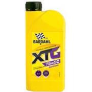 XTG 75W90 1л Синтетическое масло для трансмиссий и дифференциалов, подверженным тяжелым нагрузкам