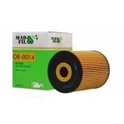 Фильтр масляный OE0014 OEM 95VW6714AB; 1025629; 1801509; 95510756100