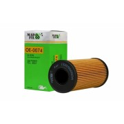 Фильтр масляный NISSAN OE0074 OEM 1520900Q0D; 1520900Q0A; 4420403; 7701478538; 8200362442; 7701070114