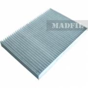 Фильтр салонный AUDI AC0007C (4B0-819-439C) угольный