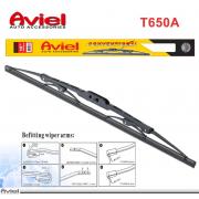 "Каркасная щётка стеклоочистителя Aviel T650A 480мм/19"""